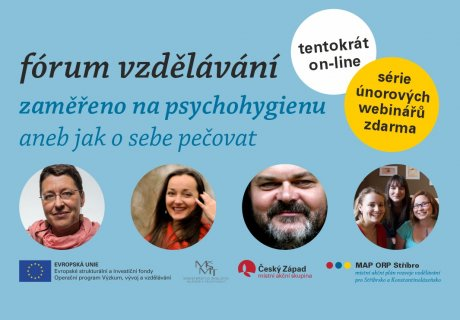 zaměřeno na psychohygienu / únor 2021