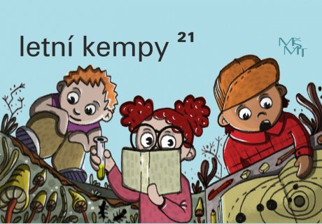 letní kempy - registrace dětí 2021